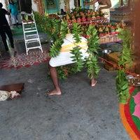 Photo taken at Kuil Sri Karumariamman by CR Anjana T. on 6/5/2015
