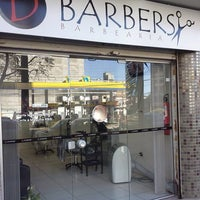 Photo taken at D' Barbers by Lucas O. on 10/30/2013