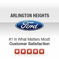 Photo taken at Arlington Heights Ford by AH Ford e. on 10/11/2013