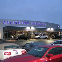 Photo taken at Arlington Heights Ford by AH Ford e. on 4/18/2016