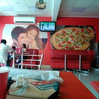 Photo taken at Domino's Pizza by Tharindu W. on 2/28/2014