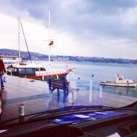 Photo taken at Beykoz Marina by DA . on 3/20/2015