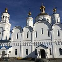 Photo taken at Церковь Спаса Преображения by Андрей on 4/20/2014
