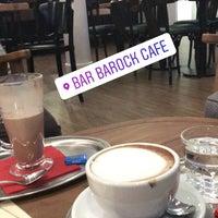 Photo taken at Café Barock by Görkem Ç. on 1/18/2018
