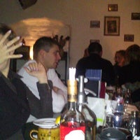 Photo taken at Ánizs Art Cafe & Pub by Peszmeg O. on 1/19/2013