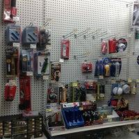 Photo taken at Mayer Hardware  Inc by Sara G. on 10/30/2012