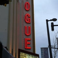 Photo taken at Vogue Theatre by Ian M. on 4/7/2013