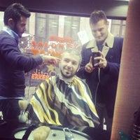 Photo taken at Salon TAM'S by Ali Kemal B. on 1/27/2014
