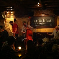 Photo taken at Hot Club de Gand by Alexis B. on 10/3/2012