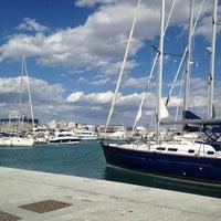 Photo taken at Limassol Marina by Stavros S. on 10/19/2013