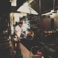 Photo taken at Zucco: Le French Diner by Mathias Høst N. on 4/5/2013
