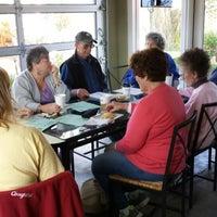Photo taken at Latte Da Coffeehouse & Wine Bar by Noland H. on 4/12/2014