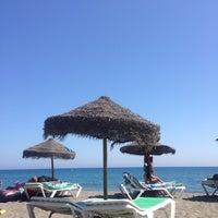 Foto tomada en Playa del Peñoncillo por Joris G. el 8/26/2014