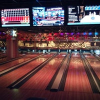 Photo taken at East Village Tavern+Bowl by Richard L. on 11/29/2012