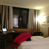 Photo taken at Sheraton Frankfurt Congress Hotel by John C. on 3/10/2013