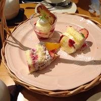 Photo taken at Afternoon Tea TEAROOM by Igarashi Y. on 3/19/2015
