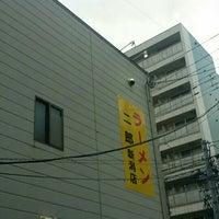 11/15/2015にさし き.がラーメン二郎 新潟店で撮った写真