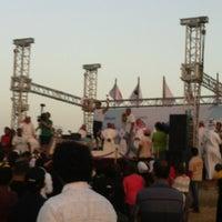 Photo taken at نادي المارينا للرياضات البحرية ب درة العروس by Suliman M. on 6/21/2014