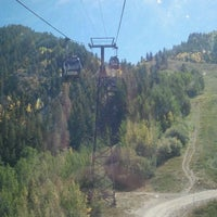 Photo taken at Silver Queen Gondola by Jennifer E. on 9/15/2012