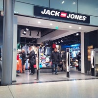 Photo taken at Jack & Jones by Baw N. on 1/27/2014