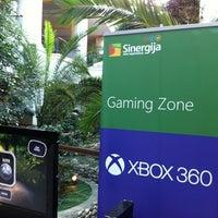 Photo taken at Microsoft Sinergija 13 by Denis K. on 10/22/2013