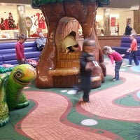 Photo taken at Enchanted Forest Play Area by Christina H. on 12/1/2013