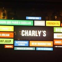 Photo taken at Charly's Bar by Violeta Z. on 5/16/2014