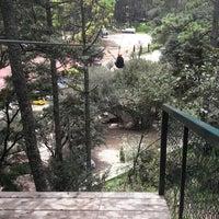 Photo taken at Parque Ecoturístico Rancho Nuevo by M Paola J. on 9/23/2017