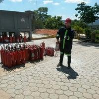 Photo taken at Campo de Treinamento da Treinnar by Nivas N. on 10/29/2014