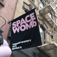 Photo taken at Space Womb by EUNJIN Y. on 8/7/2014