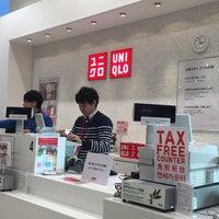 Photo taken at ユニクロ 福島黒岩店 by Rinnnko☆ on 12/28/2015