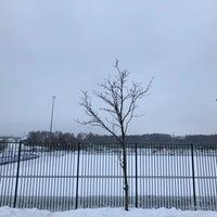 Снимок сделан в Спортивно-досуговый парк «Красная Пахра» пользователем Valery Y. 2/17/2018