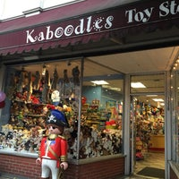 Photo taken at Kaboodles Toy Store by Anita T. on 11/7/2015