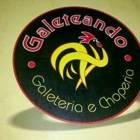 Photo taken at Galeteando by Pedro Q. on 10/28/2013
