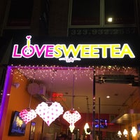 Photo taken at I LOVE SWEETEA by Barry F. on 3/6/2017