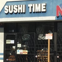 Photo taken at Sushi Time by Barry F. on 12/28/2017