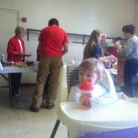 Photo taken at Elizabeth Baptist Church by Jaclyn K. on 4/13/2014