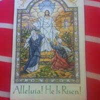 Photo taken at Elizabeth Baptist Church by Jaclyn K. on 4/20/2014
