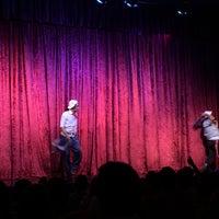 Photo taken at Teatro Lucho Barahona by Mar O. on 8/14/2016