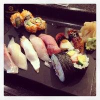 Photo taken at Waraji Japanese Restaurant by AJ V. on 8/14/2013