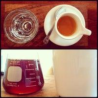 Photo taken at Oddly Correct Coffee Bar by AJ V. on 9/28/2013
