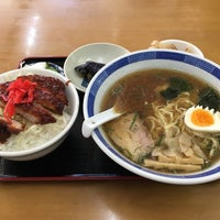 Photo taken at 谷川ラーメン by shibadogworks on 7/11/2017