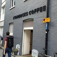Photo taken at Starbucks by Matt Y. on 8/29/2013