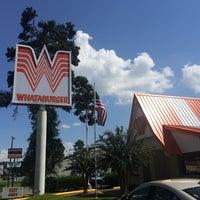 Photo taken at Whataburger by Matt Y. on 8/22/2014