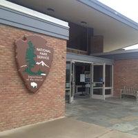 Photo taken at Salt Pond Visitor Center by Matt Y. on 10/4/2012