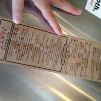 Photo taken at Which Wich? Superior Sandwiches by Matt Y. on 7/23/2013