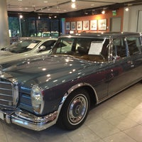 Photo taken at Mercedes Benz Classic Center by Thomas S. on 1/4/2013