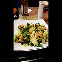 Photo taken at Saladworks by Sydney on 10/15/2014