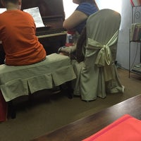Photo taken at Sabrina Music Studio by Shirley L. on 3/17/2015