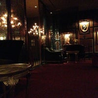Photo taken at Crimson Lounge by Cynthia B. on 1/5/2013